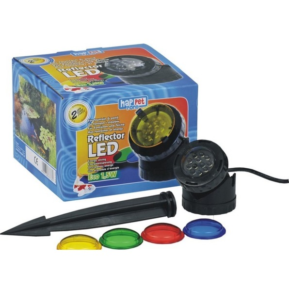 LED svetlomet 1 ks